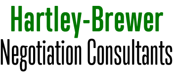 Negotiation Training Consultants | Hartley Brewer